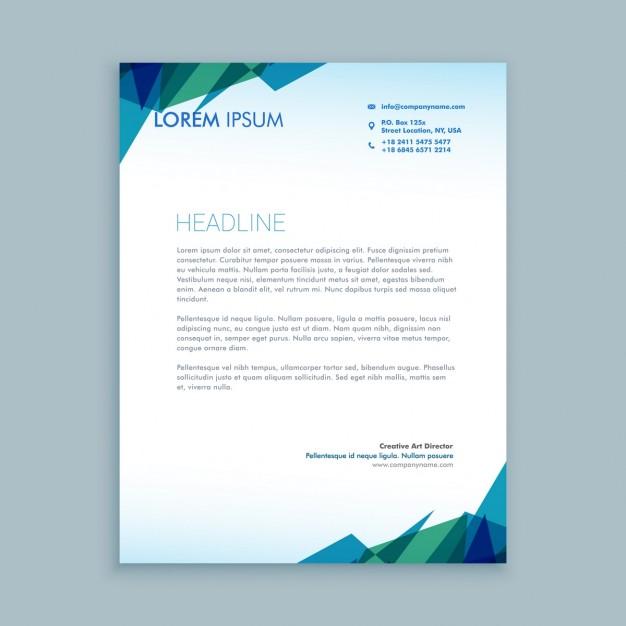letterhead printing